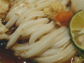 日替わり定食麺アップ
