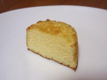 たまごとみるくのケーキ