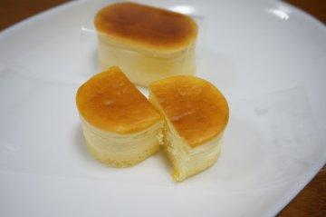 半熟チーズ