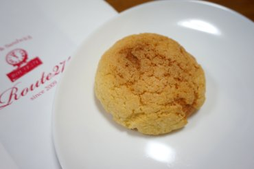 塩メロンパン