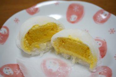 フルーツケーキ大福