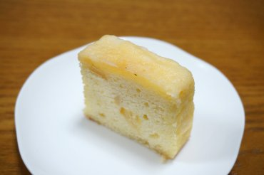 しまなみ檸檬のクールケーキ