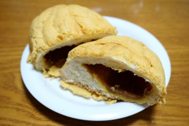 きなこ豆乳パン