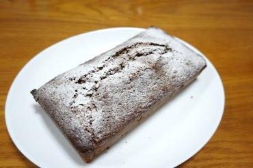 ココアチョコチップパウンドケーキ