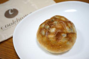 五色豆ごはんパン
