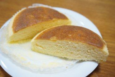 塩クレームブリュレケーキ