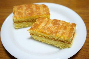 爽やかに香るバレンシアオレンジのケーキ