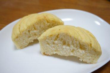 焼きプリンメロンパン