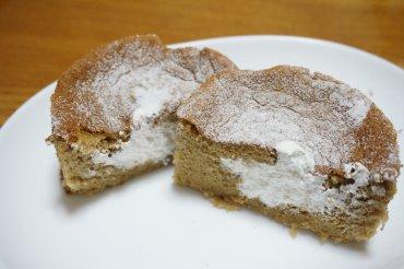 カフェラテシフォンケーキ