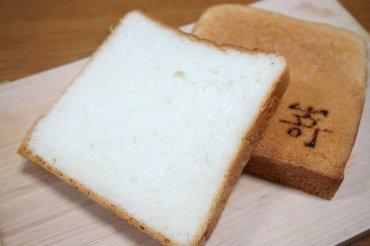 ミルクバター食パン