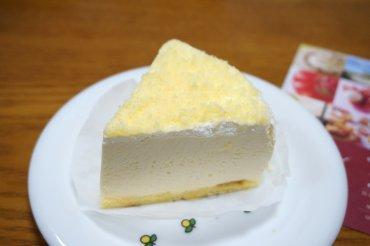 大地のチーズケーキ