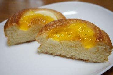 オレンジ&クリームチーズ