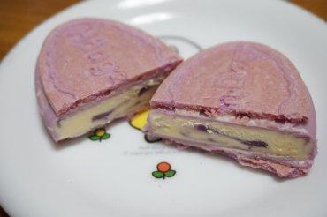 紫芋のタルトレット