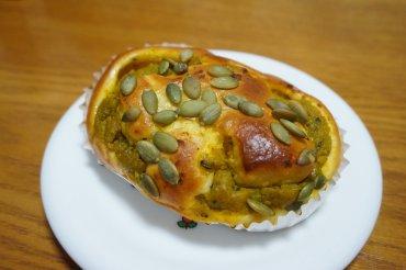 北海道かぼちゃパン
