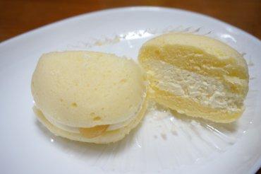 りんごスフレサンドケーキ