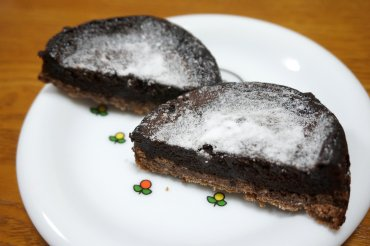 ベルギーチョコタルト