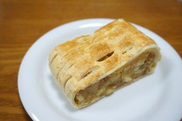 りんごのずっしりパイ