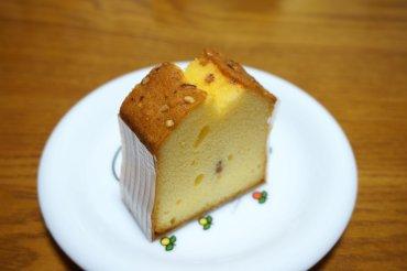 アーモンドバターケーキ