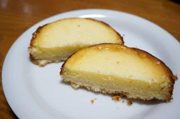 フランス産クリームチーズのタルト