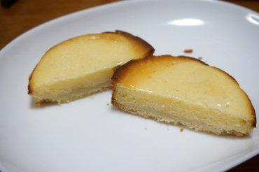 北海道チーズの濃厚タルト