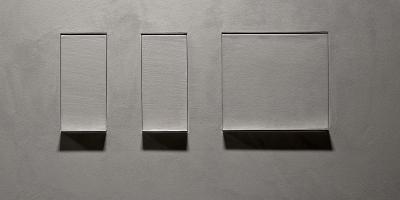 統合されたアクセサリウォール SESAMO - Antonio Lupi Design®