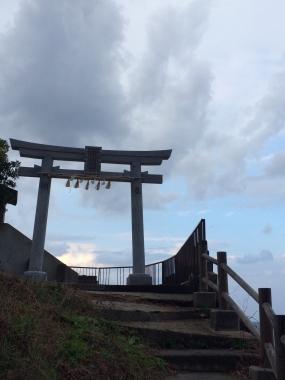 岩美 港神社