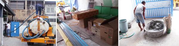 バンコクで家を買う 〜 バキュームカー登場で家の下のアレを吸い取る 〜