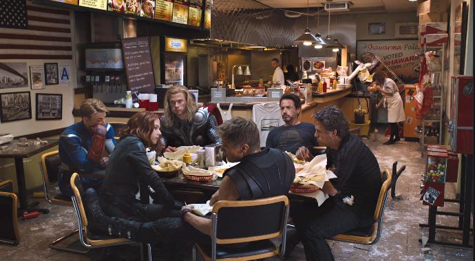 Avengers アベンジャーズ
