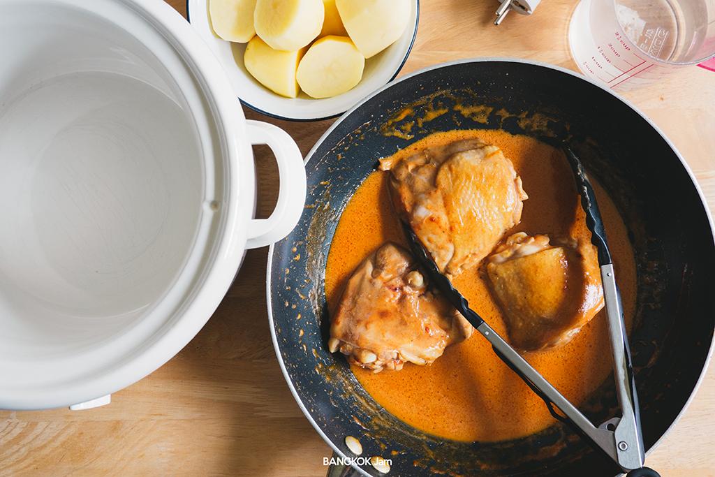 タイ料理の素 Lobo マッサマンカレーペースト マッサマン・ガイ スロークッカー