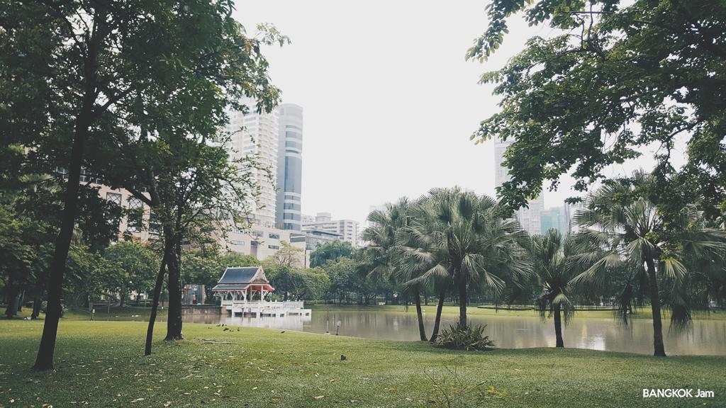 2018年 ベンチャシリ公園 バンコク ランニング Benchasiri Park Bangkok Running