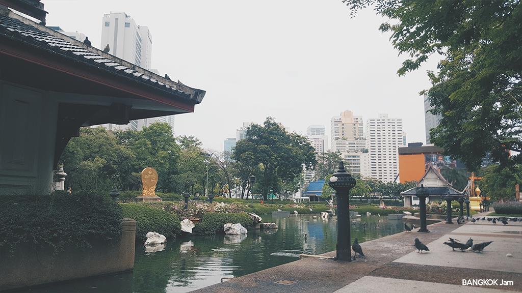 ベンチャシリ公園 バンコク ランニング Benchasiri Park Bangkok Running