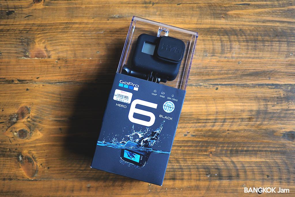2018年 GoPro Hero6 Black タイ バンコク 購入 買う 4K アクセサリー お店 ショップ