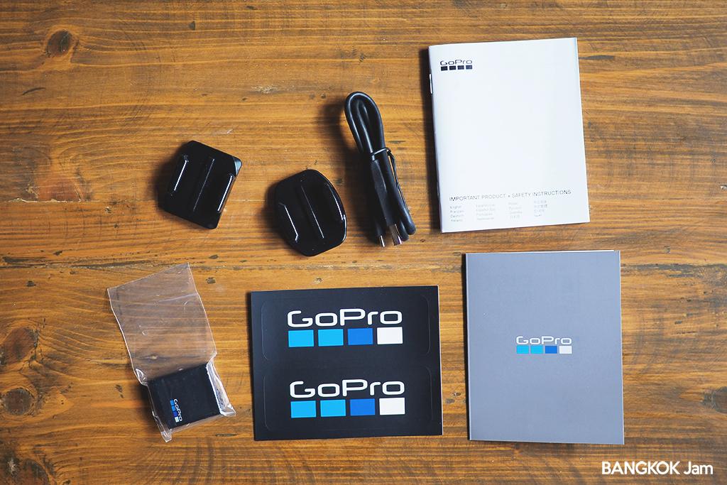 GoPro Hero6 Black タイ バンコク 購入 買う 4K アクセサリー お店 ショップ