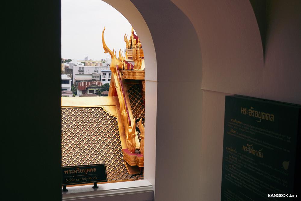ローハ・プラサート ワット・ラチャラナダラーム 寺院 バンコク 鉄の城 鉄の修道院 バンコク 観光