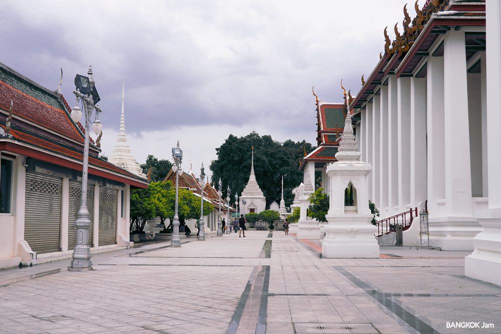 ローハ・プラサート ワット・ラチャラナダラーム 2018年 寺院 バンコク 鉄の城 鉄の修道院 バンコク 観光