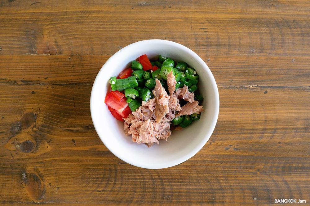 タイ 腸活 納豆 糖質制限 ダイエット レシピ