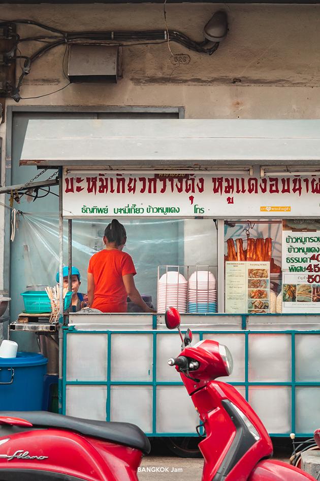 ワット・ラーチャボピット 2019年 MRTサムヨート駅 旧市街 寺院 バンコク