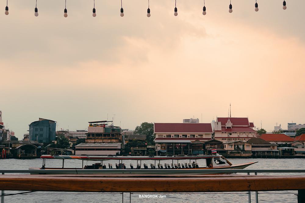 LHONG1919 ロン1919 2019年 行き方 バンコク ボート