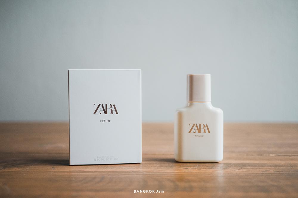 2020年 zara タイ パフューム 香水 バンコク