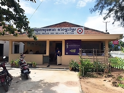 カンボジア ウドン市での医療ボランティアに行ってきました。