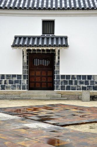 サン・ヴィゴール・ド・ミュー礼拝堂の床面プラン