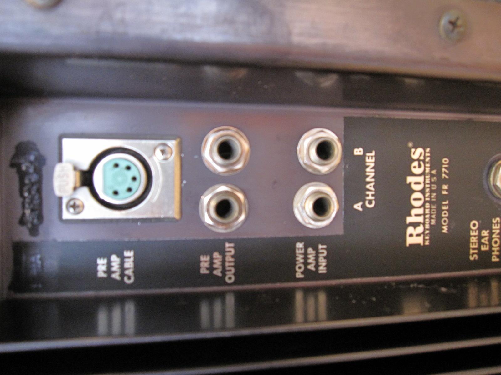 Rhodes MKI SC-4