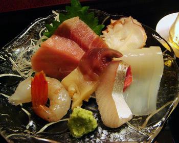 弘前の美味しいお寿司屋さん「一休」 お刺身