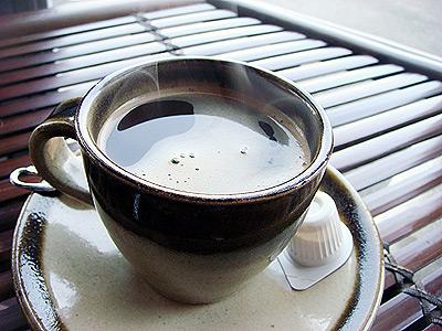 コーヒー Cafe Q