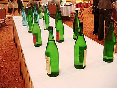 豊盃のお酒がずらり 青森県弘前市三浦酒造
