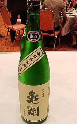 私のイチオシ「亀翔」 青森県弘前市三浦酒造