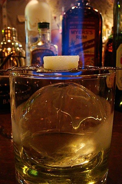 禁断のお酒アブサン〜Bar ash〜
