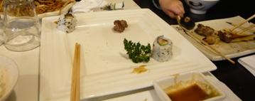 パリの日本料理レストラン・デコ写真1