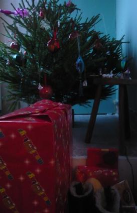 クリスマス・ツリーのデコレーション