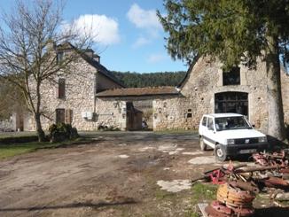 フランスの田舎ホテル写真3
